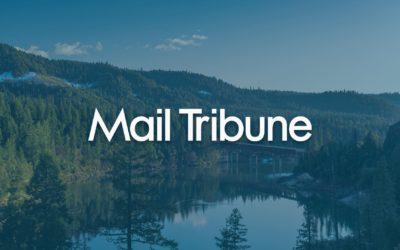 Mail Tribune – It's a 'sharp' solution