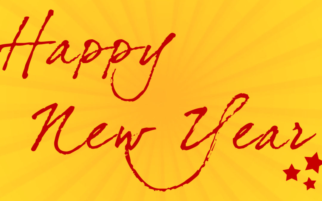 A Welcome New Year!